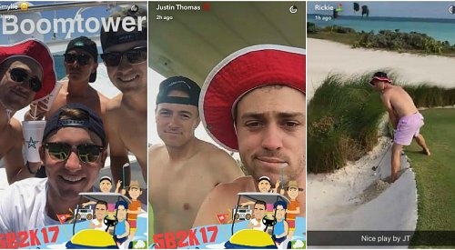 Spieth, Thomas, Fowler, Kaufman back in Baker's Bay for SB2K17