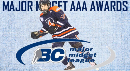 Logan Stankoven named Major Midget League Player of the Year