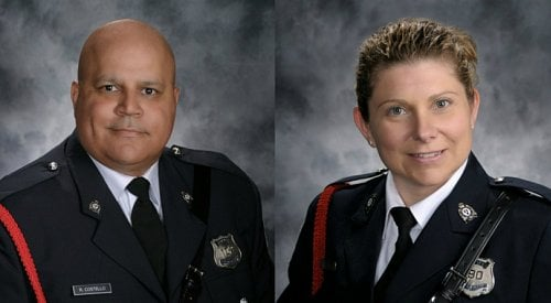 Families of fallen Fredericton police officers release statements