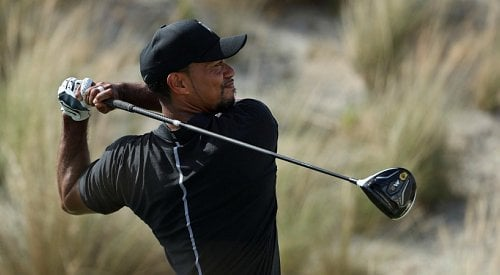 Tiger Woods makes his return to professional golf