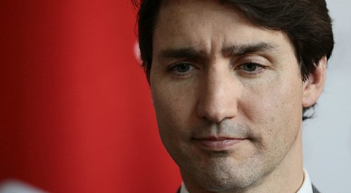 Justin Trudeau to announce $40M backing for BlackBerry's self-driving car technology
