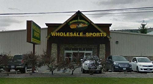 Wholesale Sports is closing its doors