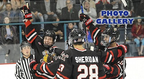 Emotional night as Chiefs win one for Grant Sheridan