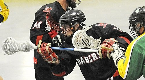 Raiders forced into deciding game of senior lacrosse series