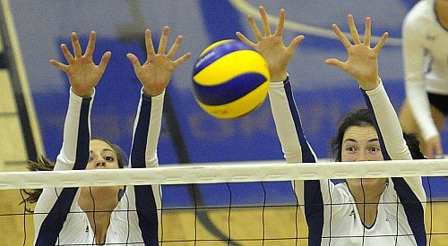 Fourth Straight Whitewash For UBCO Women's Volleyball