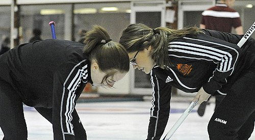 Thompson Rivers Rink Settles For Silver At CIS National Curling In Kelowna