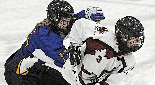 Kelowna U19A Heat aiming for repeat as Western Canada ringette champs