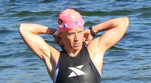 Kelowna triathletes among top finishers at Coeur D'Alene Ironman