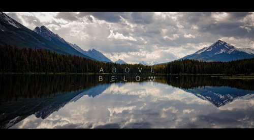 VIDEO: Epic drone footage from 'above and below' captures beautiful BC