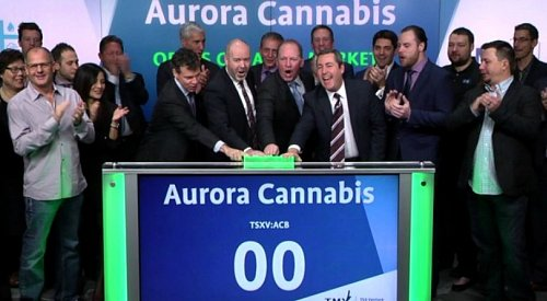 The stock market ticker 'POT' is so popular there's a lottery to own it