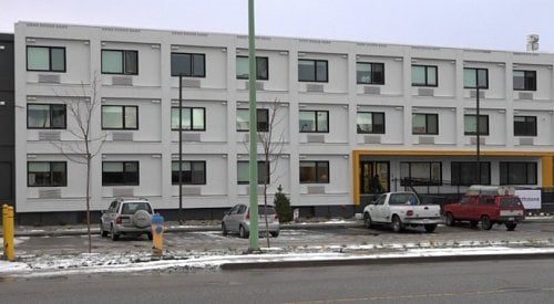VIDEO: Supportive housing project causing 'no problems' on Commerce Avenue