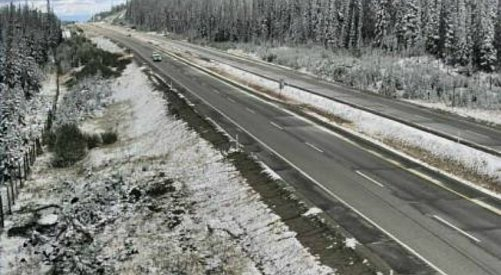 Environment Canada says snow in the Okanagan should only last 48 hours