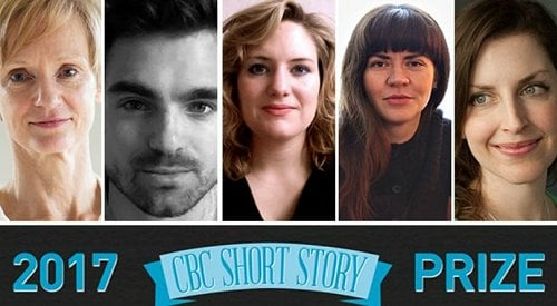 Kelowna author named a top five finalist for CBC's short story prize