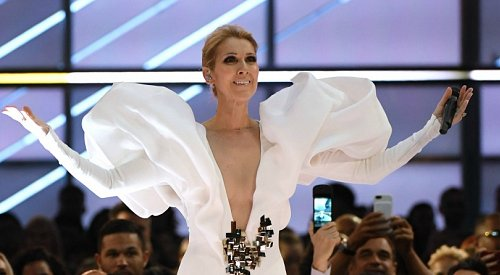 Celine Dion's latest reason to celebrate