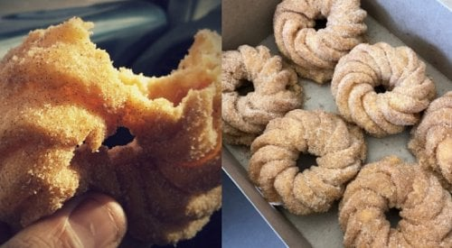 Tim Hortons is making all your churro dreams come true