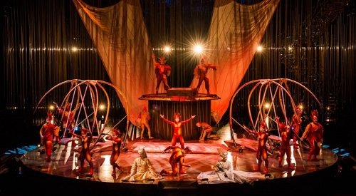 Cirque du Soleil Brings a Story of Human Triumph to Penticton