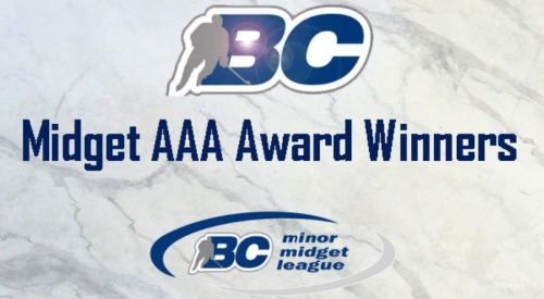 Former Blazer Chris Murray named Minor Midget Coach of the Year