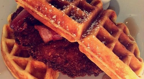 Top 5 waffle shops in the Okanagan