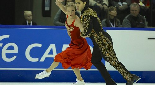 Canadians Sit On Top In Dance and Pairs After Short Programs