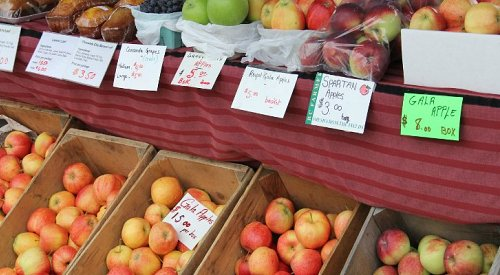 Kelowna Farmers' and Crafters' Market Is Your One-Stop Local Shop