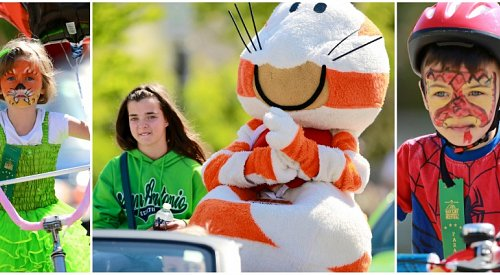 Photo Gallery: Fat Cat Festival Parade A Big Hit