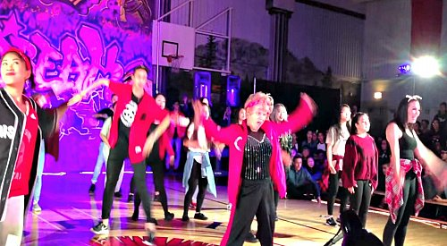 60-Year-Old Canadian Teacher Kills Hip Hop Routine