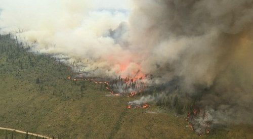 Provincial Wildfire Situation: There are 48 wildfires of note in B.C.