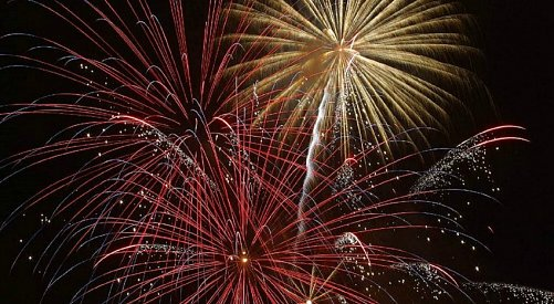 Canada Day fireworks postponed to BC Long Weekend