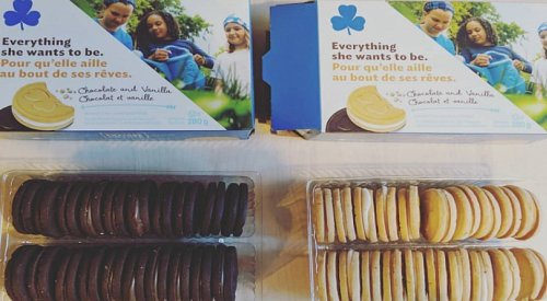 Save-On-Foods now selling Girl Guide cookies at all of its locations