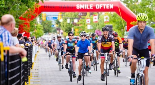 The 2020 Granfondo Axel Merckx in Penticton has been cancelled
