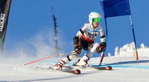 Kelowna's Ana Large podiums in GS provincials