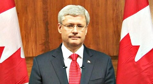 Prime Minister Harper Addresses the Nation in Light of Ottawa Shootings