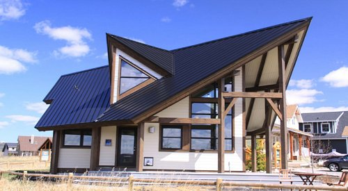 VIDEO: The Okanagan's newest form of energy efficient living