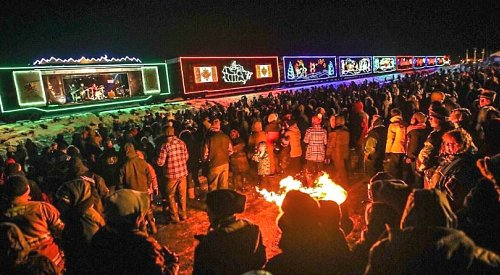 The CP Holiday Train is coming back to the B.C. Interior with Sam Roberts Band on board