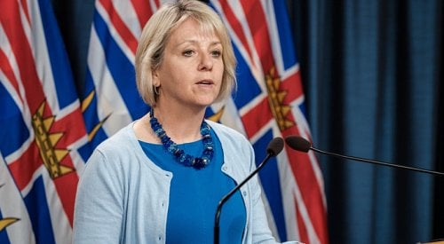 BC reports 559 new COVID cases, no new deaths in long term care