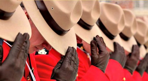 RCMP Officer, Ron Francis, Found Dead