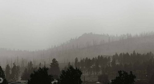 Smoky skies making it difficult to detect new wildfires in BC