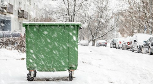 City warns that waste collection may be delayed or missed due to snow