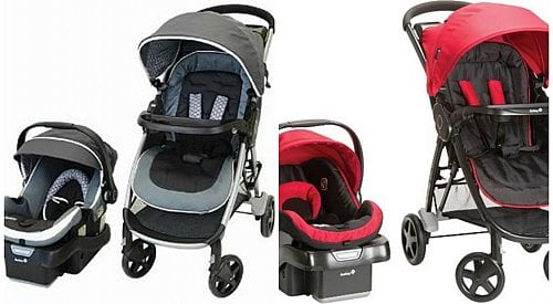 Thousands of strollers recalled in Canada