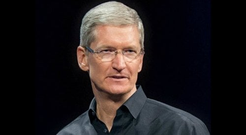"Apple CEO Says ""I'm Proud to be Gay"""