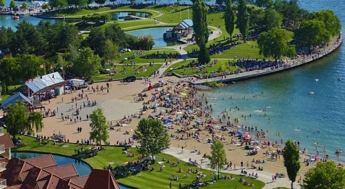 Kelowna's tourism industry feeling some serious heat