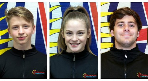 Kelowna trampoline team leaps and grabs gold