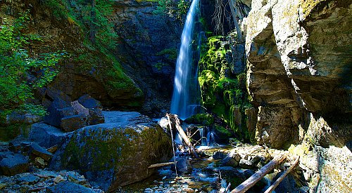 6 Waterfalls to Explore Around the Okanagan