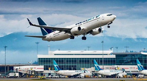 Passenger on flight from Calgary to Kelowna tests positive for COVID-19