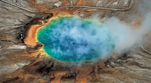 Massive Magma Reservoir Found Under Yellowstone National Park