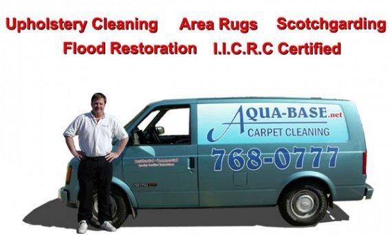 Aqua Base Carpet Cleaning