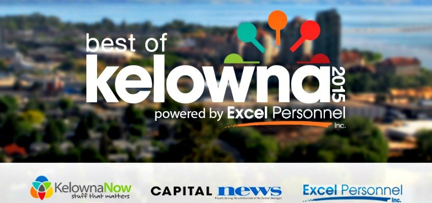 Get Your Nominations in for Best of Kelowna!