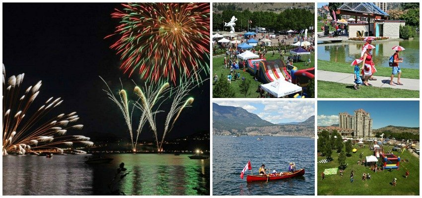 Kelowna Is Celebrating Canada Day in Style