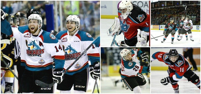 Good Luck to the Kelowna Rockets!