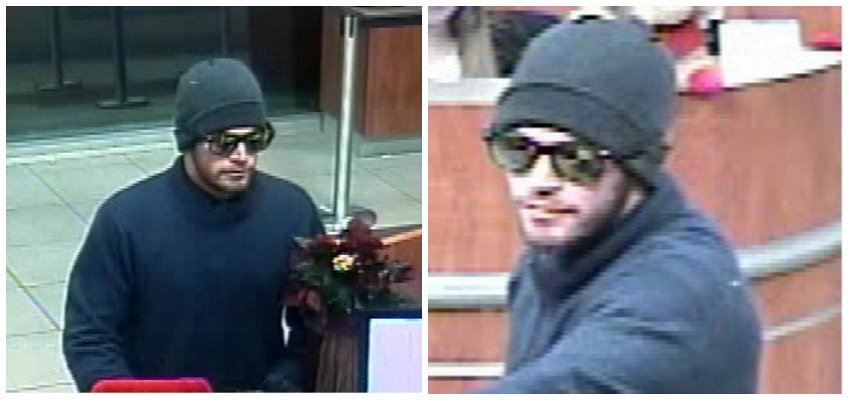 Gun Used in North Okanagan Bank Robbery